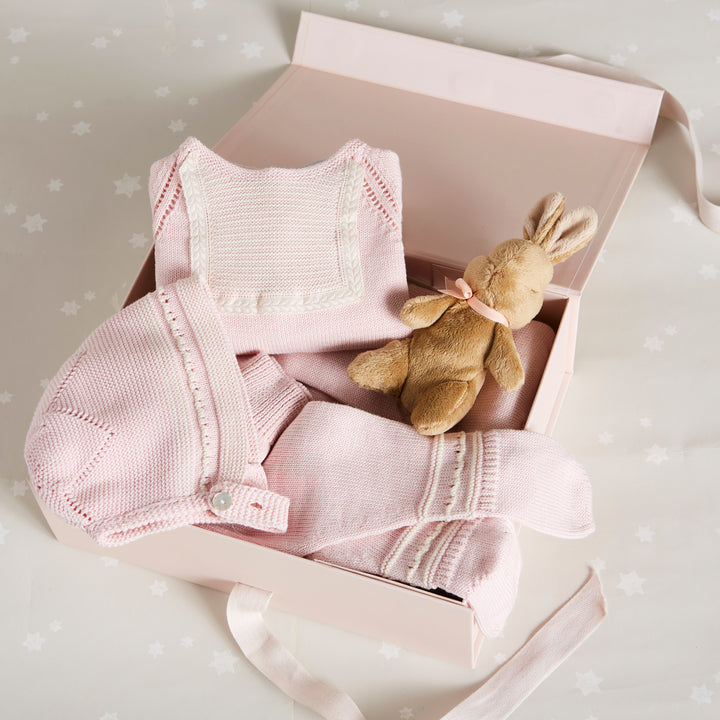 Delicate Pink 3 Piece Gift Set - Gift Set - PEPA AND CO