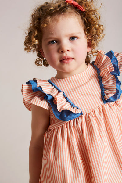 BABY GIRL LOOK SS21 22 - Look - PEPA AND CO