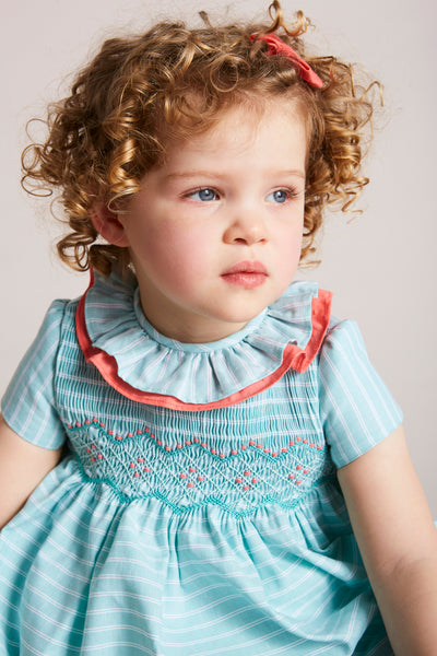 BABY GIRL LOOK SS21 24 - Look - PEPA AND CO