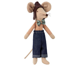 Racer Dad Mouse - Toy - PEPA AND CO