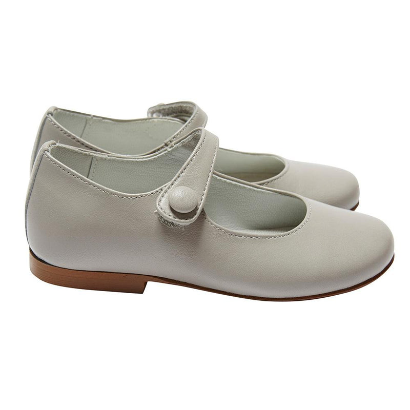 Girl's Mary-jane stone leather shoes - Shoes - PEPA AND CO