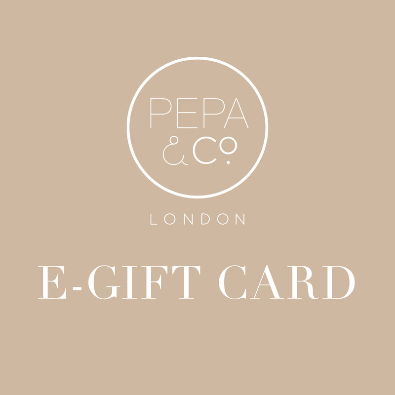 E-Gift Card - Gift Card - PEPA AND CO
