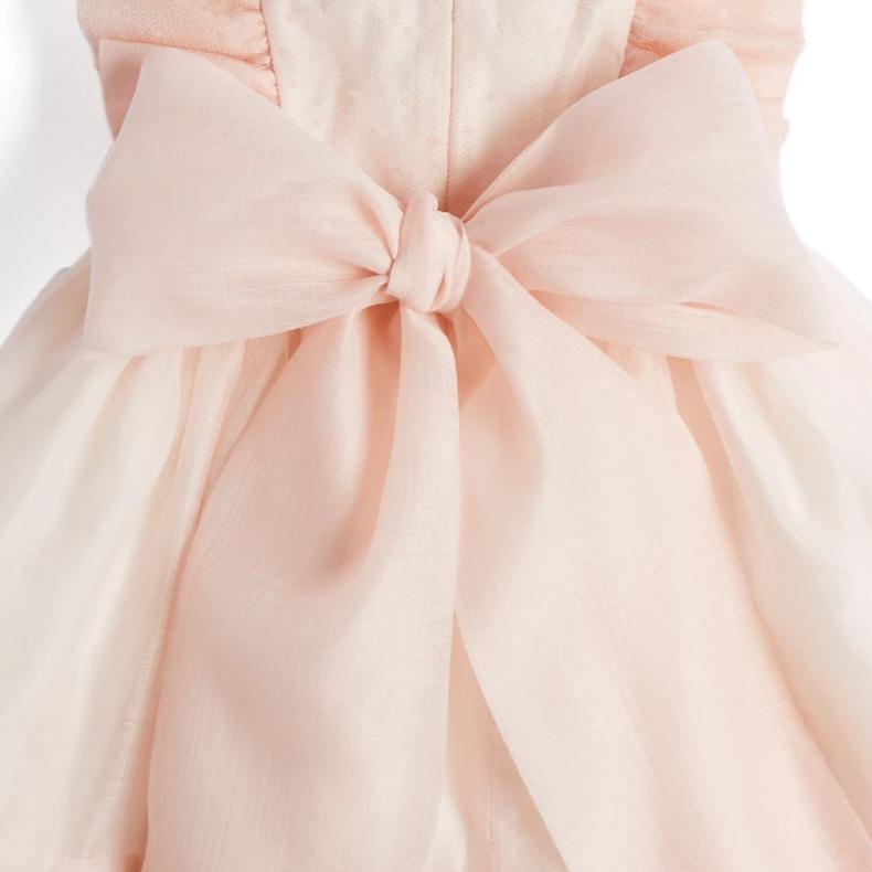 Romantic Pink Party Dress - Dress - PEPA AND CO