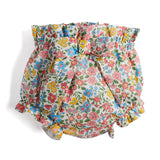 Liberty Floral Bloomers with Bow - Bloomer - PEPA AND CO