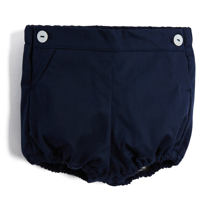 Classic Navy Cotton Bloomers - Bloomer - PEPA AND CO