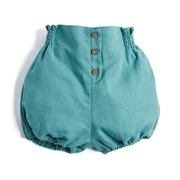 Classic Teal Bloomers - BLOOMER - PEPA AND CO