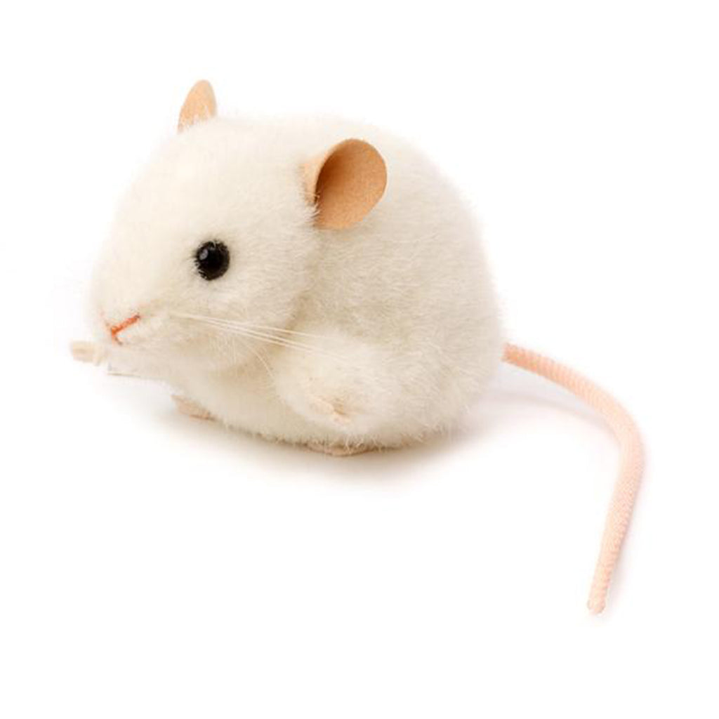 White Mouse Toy - Toy - PEPA AND CO