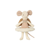 Angel Mouse Big Sister in Book - Toy - PEPA AND CO