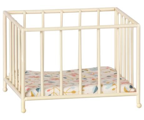 White Playpen - Toy - PEPA AND CO