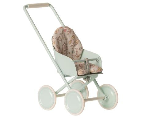 Blue Stroller - Toy - PEPA AND CO