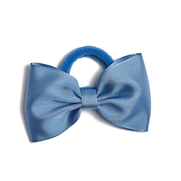 Medium Hair Tie - Light Blue