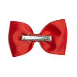Medium bow clip - Red - Hair Accessories - PEPA AND CO