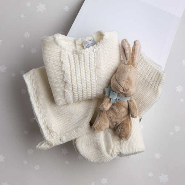 Celebration Knitted Set (4 Pieces) - Gift Set - PEPA AND CO
