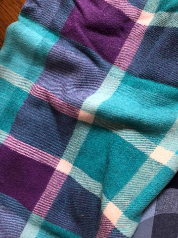 Wool Outer Fabric Choice