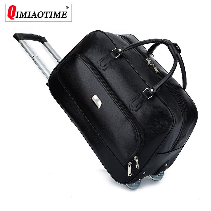 New Luxury Large Capacity Trolley Travel Bag