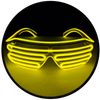 X44 : Solid Gold Moonglasses ™
