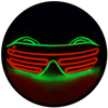 X52 : Lime + Red Moonglasses ™