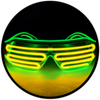 X45 : Lime + Gold Moonglasses ™