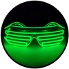 X55 : Solid Lime Moonglasses ™