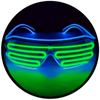 X85 : Sapphire + Lime Moonglasses ™