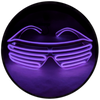 X99 : Solid Violet Moonglasses ™