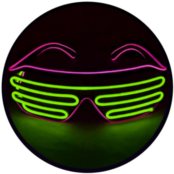 MOONGLASSES ™<br>X15 : Rose + Lime