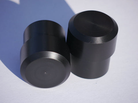 Replacement Delrin Sliders ( 1 Pair )