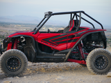 Honda Talon Roll Cage with Aluminum Roof, Bumper with cover, and FREE shipping!