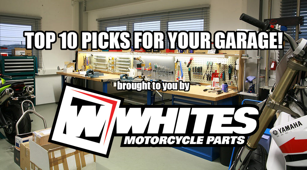 Whites Top 10 Picks For Your Garage!