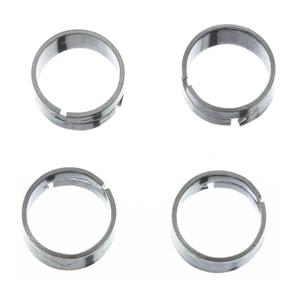 FS00060 FUEL HOSE CLAMP 4 PC KIT - BAND STLYE 10mm ID