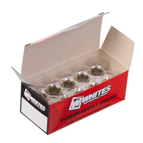BULBS 12V 18/5W Stop/Tail Bayonet Sml Glass (A2189) (Pkt 10)