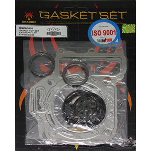 WHITES GASKET SET TOP KAW KVF650 Prairie 02-09