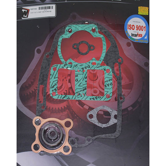 WHITES GASKET SET COMPLETE YAM RX/AG100