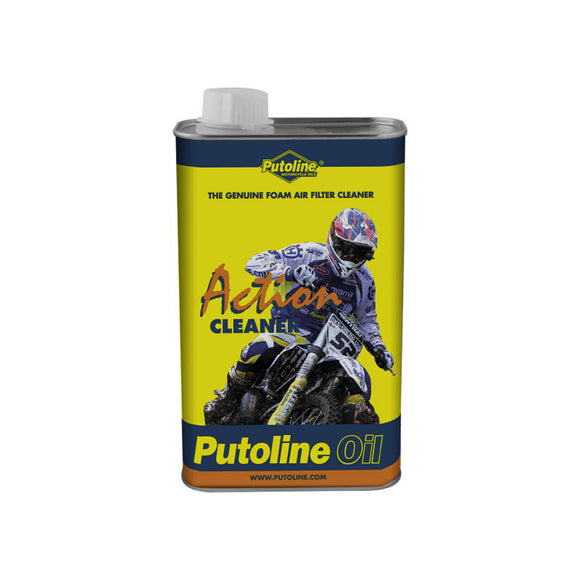 PUTOLINE ACTION AIR FILTER CLEANER 1LT (70002) *12