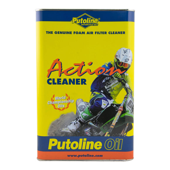 PUTOLINE ACTION AIR FILTER CLEANER 2LT (74484) *5