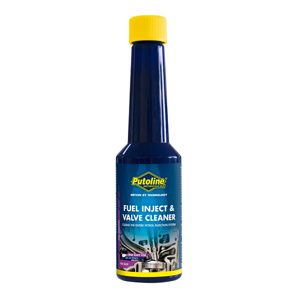 PUTOLINE FUEL INJECTOR & VALVE CLEANER 150ML (74452) *12