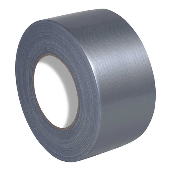 WHITES TAPE DUCT SILVER 48mm X 30Mtr