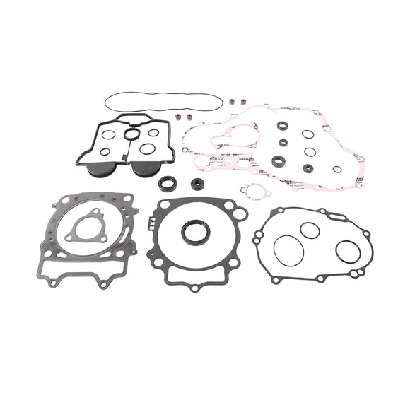 VERTEX COMPLETE GASKET SET W/ OIL SEALS YAM YZ450F 18-20