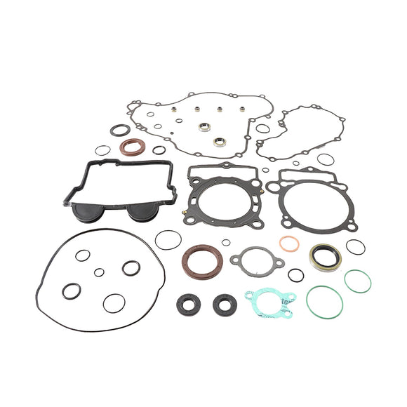 VERTEX COMPLETE GASKET SET W/ OIL SEALS HUSQ FE 250 17-19