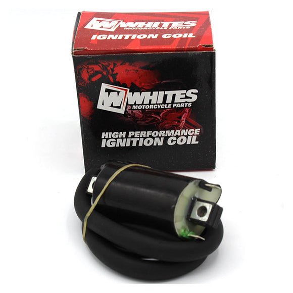 WHITES ELECTRICAL12V COIL - SINGLE LEAD