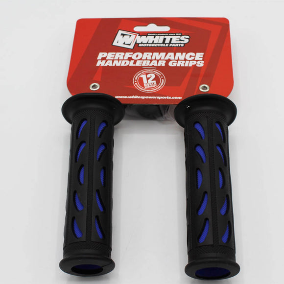 WHITES GEL ROAD GRIP 1 BLK/BLU