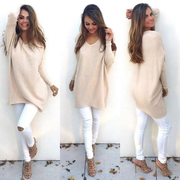 Baggy Sweater-Dress-eotita