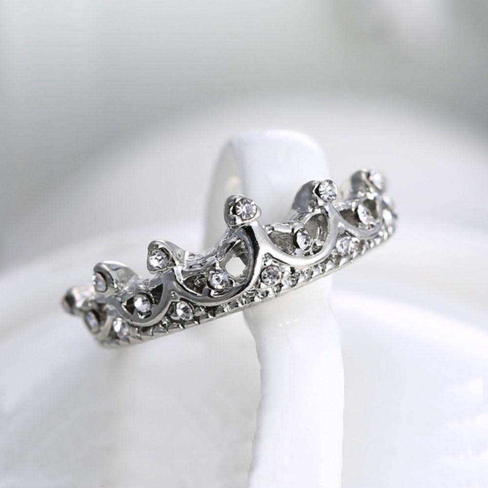 Princess Crown Rings eotita-accessories-eotita