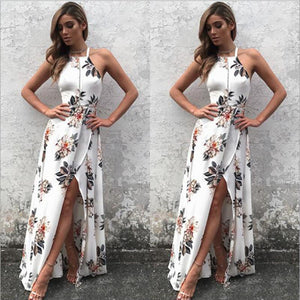Davida - Boho Floral Dress eotita-apparel-eotita