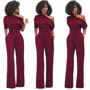 Gia - Off The Shoulder Straight Leg Romper eotita-february-flash-sale-eotita