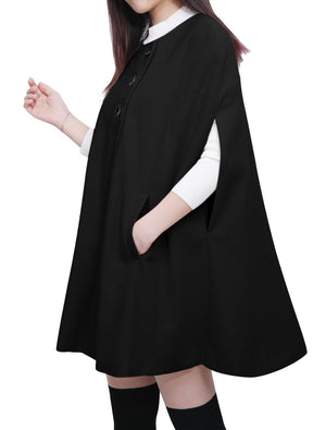 Laci - Slit Sleeve Poncho Coat eotita-best-selling-sweaters-eotita
