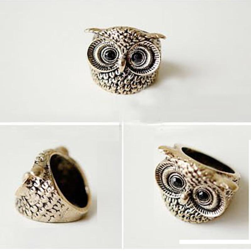 Owl Patronus Ring eotita-accessories-eotita
