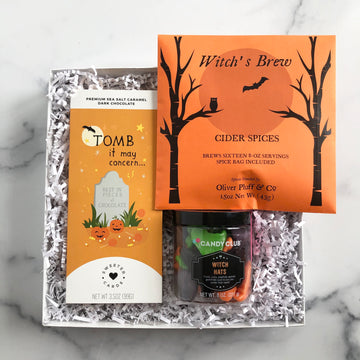 Treats Not Tricks Halloween Gift