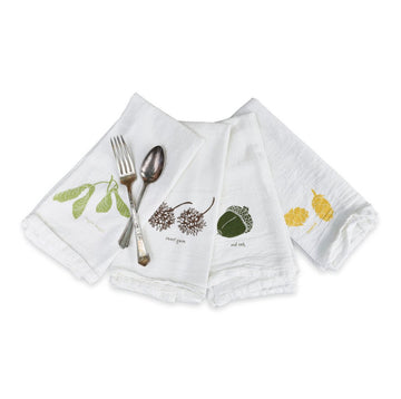 Nature's Harvest Cloth Napkin Set