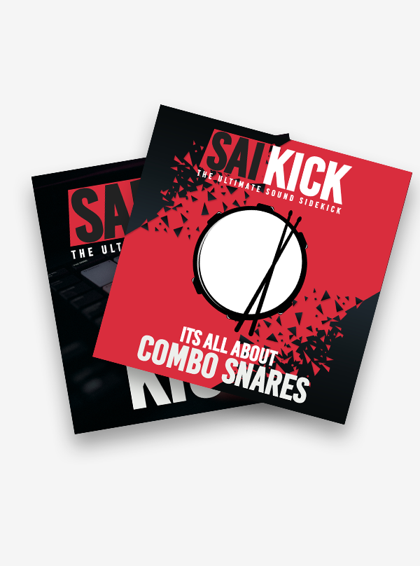 ITS ALL ABOUT KICK-SNARES BUNDLE